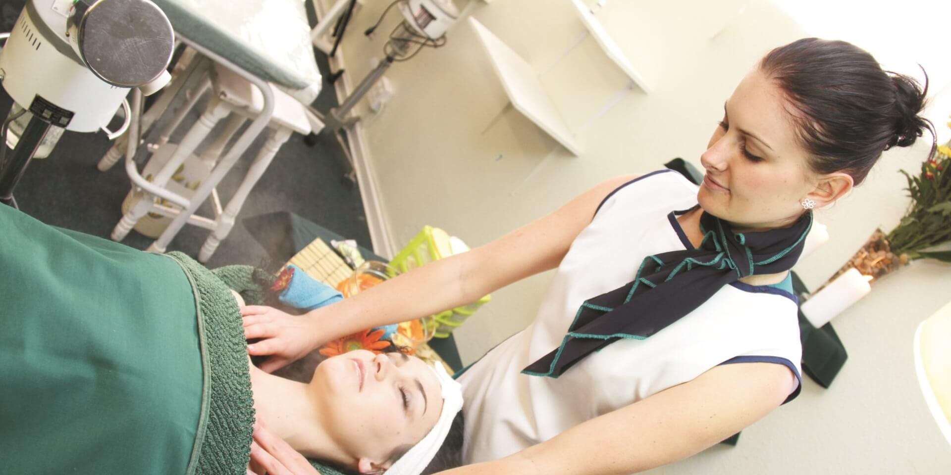 Hydro International College Students Massage Therapy